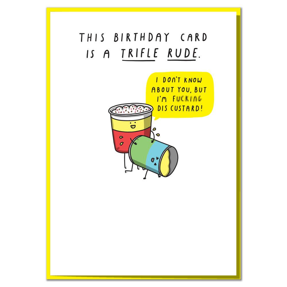 MM1 A Trifle Rude