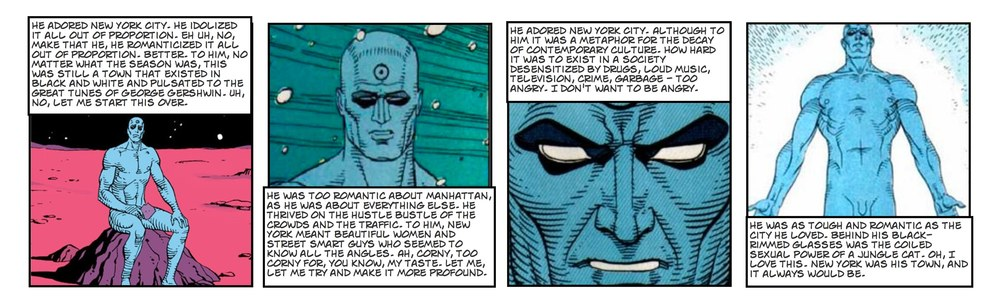 MANHATTAN vs. DR. MANHATTAN