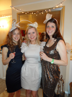 Fascinator Hen Party