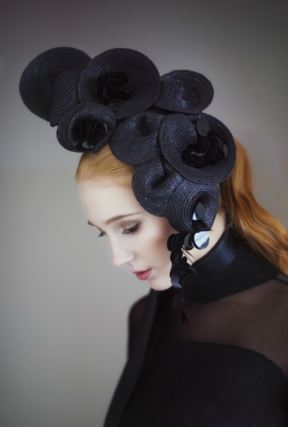 Avante Garde Headpiece