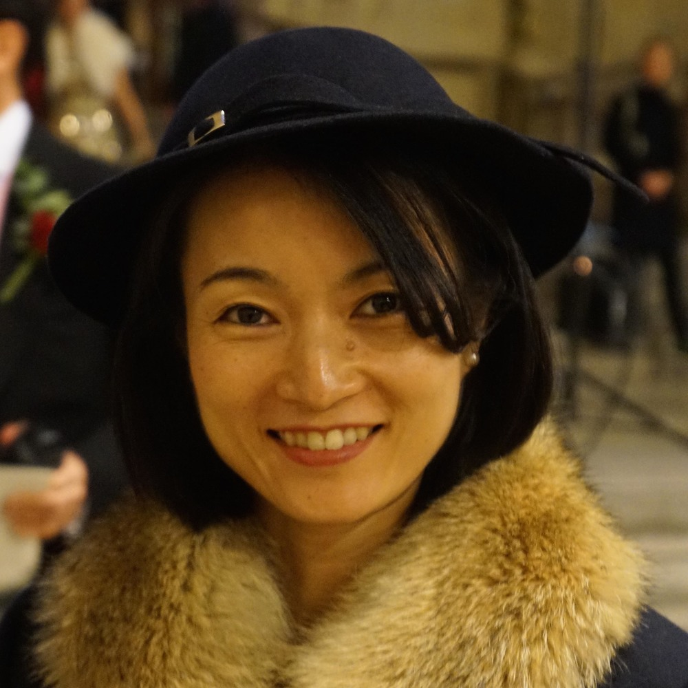 """I received the hat today. It is beautiful, and I am very happy with my purchase"". Naoko"