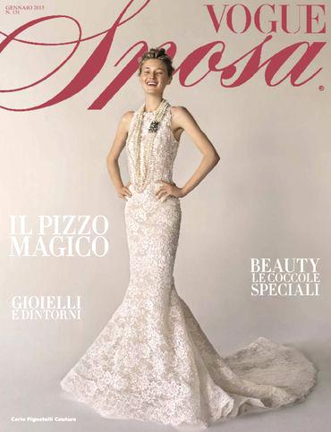 Vogue Sposa Jan 2015