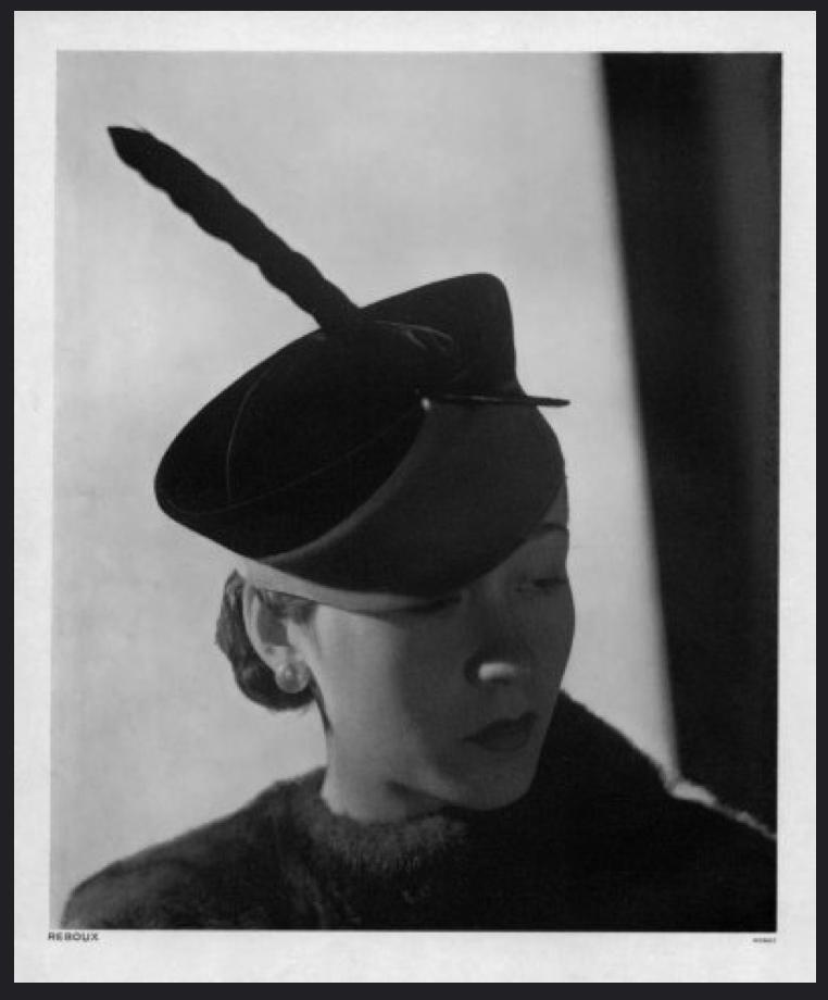 Famous Milliners of the twentieth century