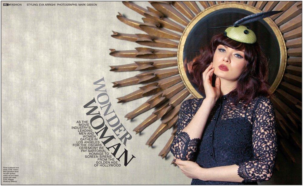 Herald Magazine fashion Shoot