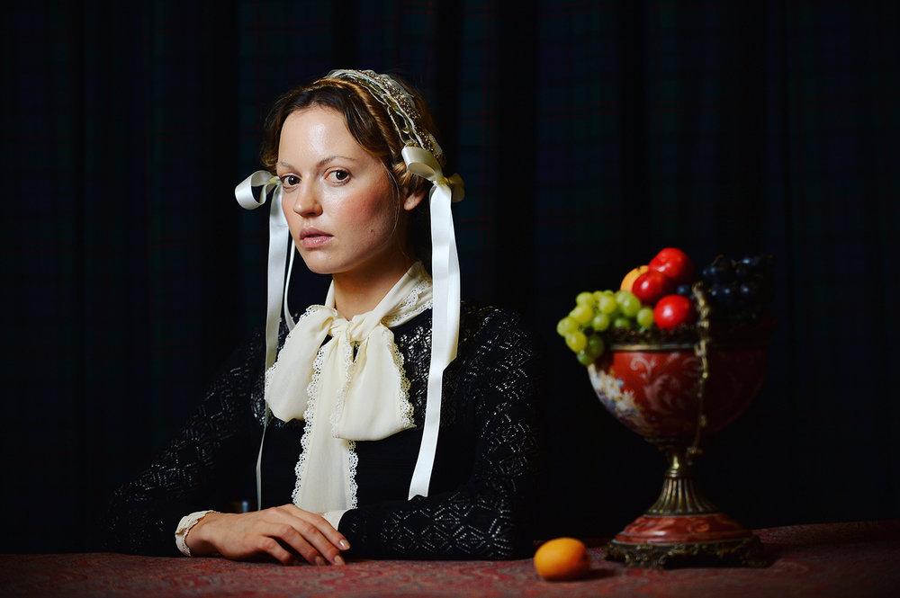 Dutch Masters Fashion Shoot