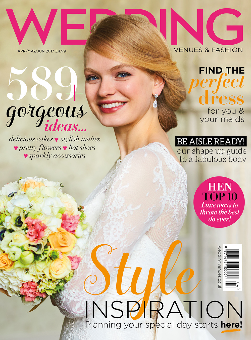 Wedding Venues & Services Magazine