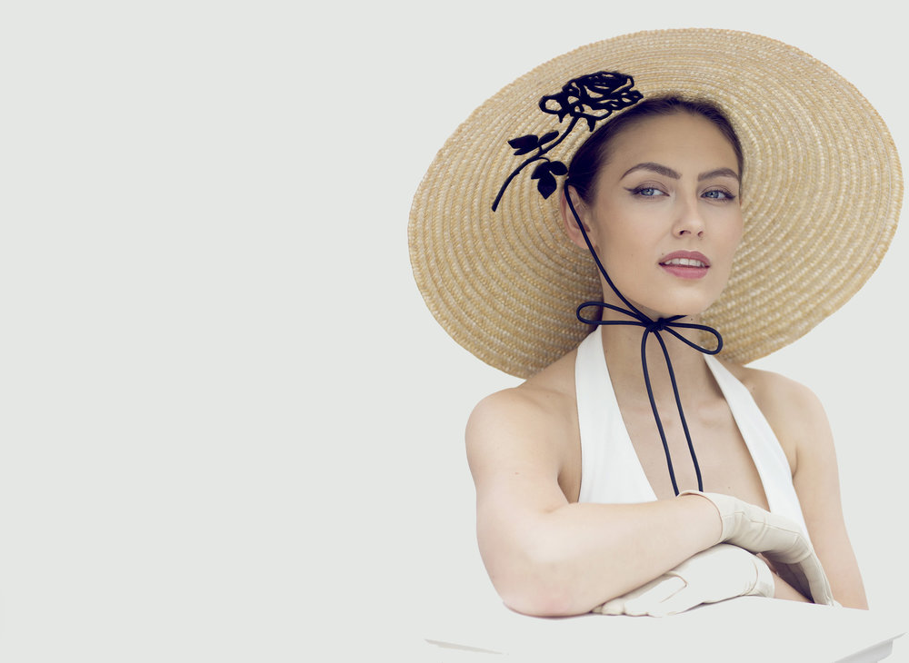 Collectionsmaggie mowbray millinery for Jardin ombre