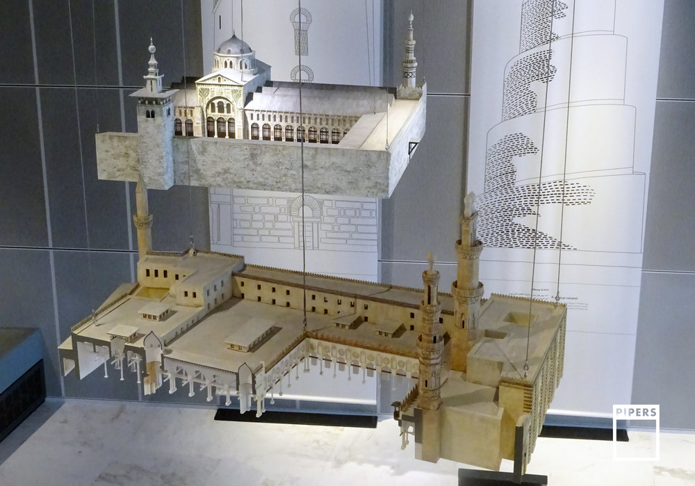 mosques architecture models