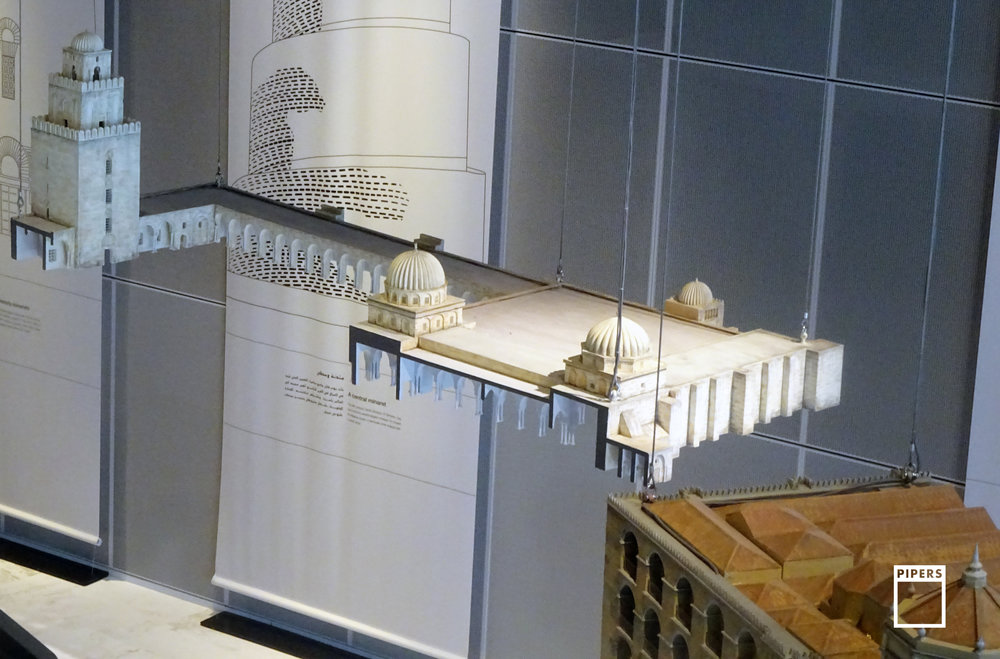 museum mosque architecture models