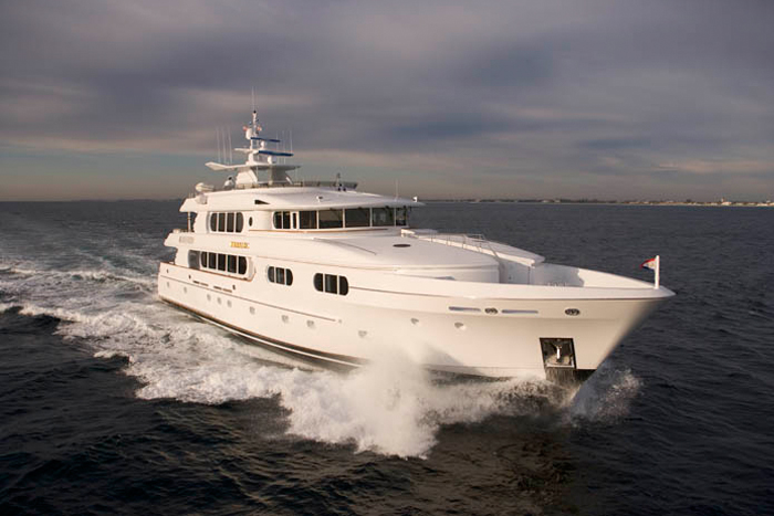 "130' Norther Marine ""Magic"""