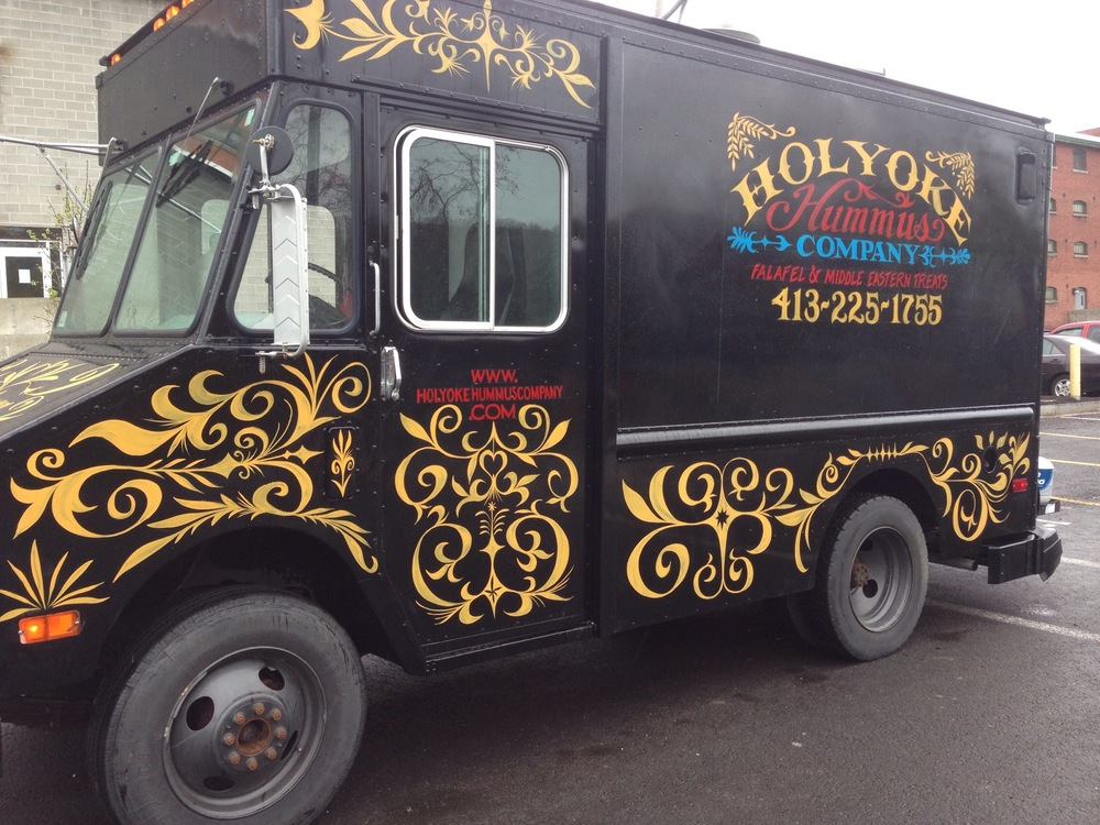 Great Garbanzo food truck coming to Holyoke