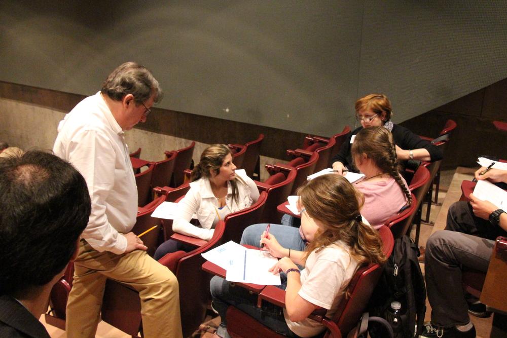 21. Wesleyan Univ. Student Discussion.JPG
