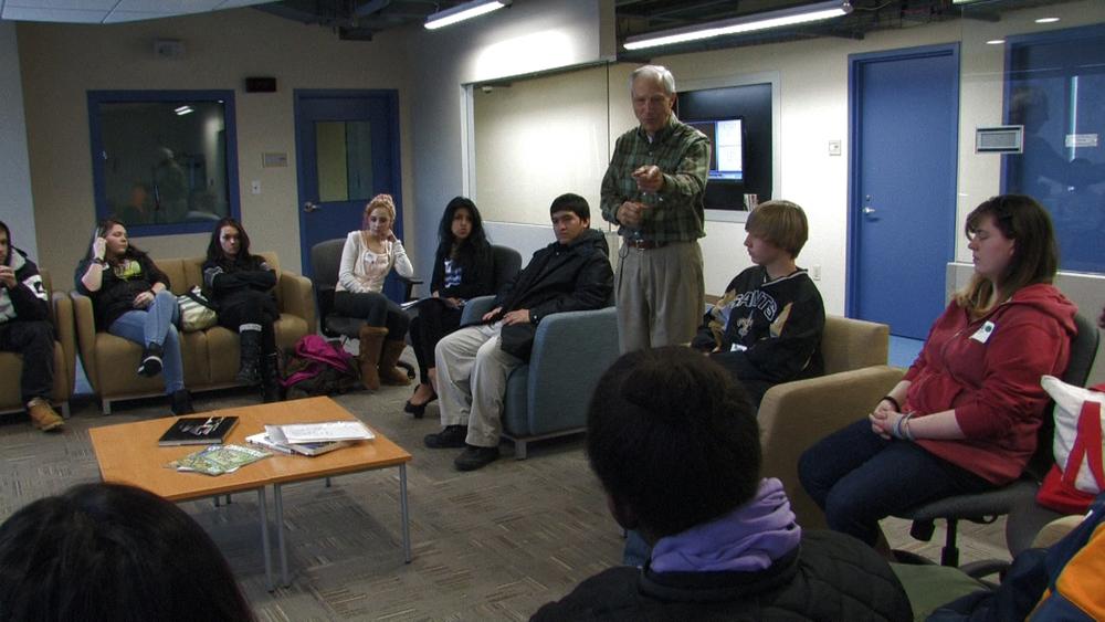 2. Retired Journalist Brainstorming with Students.jpg
