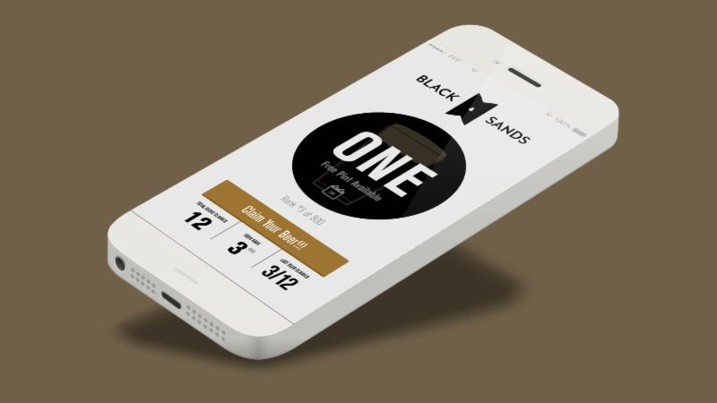 black sands app