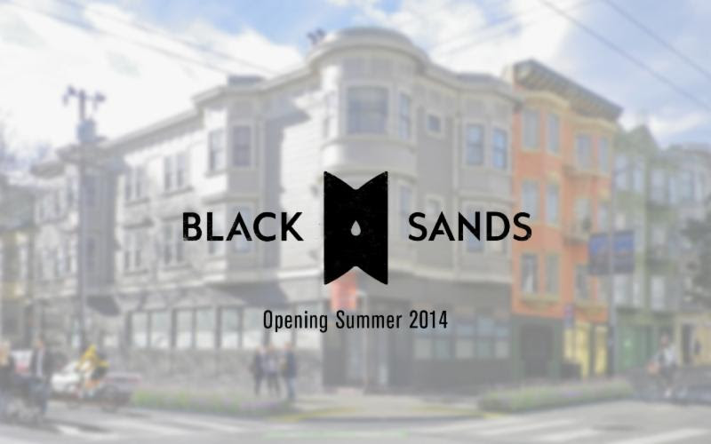 black sands opening summer 2014