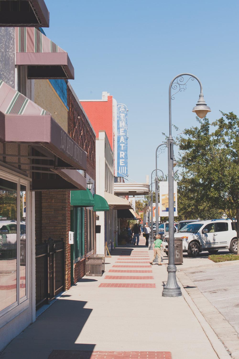 Reid Ave.