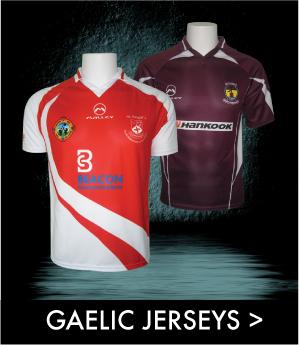 Gaelic jerseys