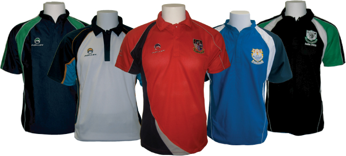 Customised Polo Shirts Malley Sport