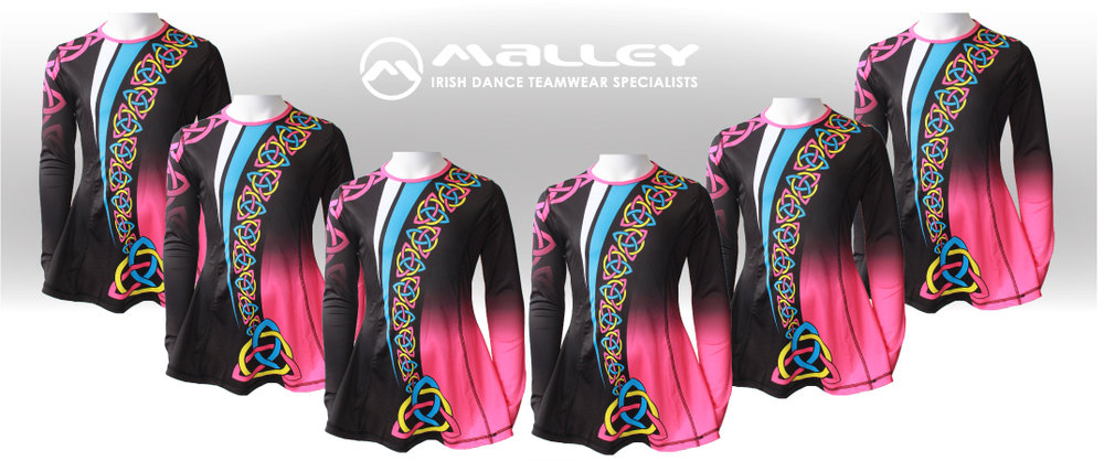 Copy of Malley First feis dress Irish dance beginner costume