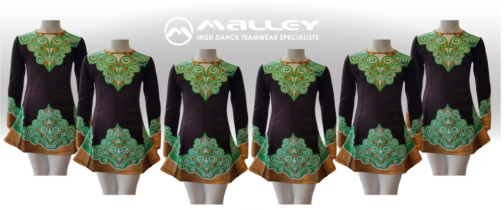 Copy of Little Aisling Irish Dancers, USA