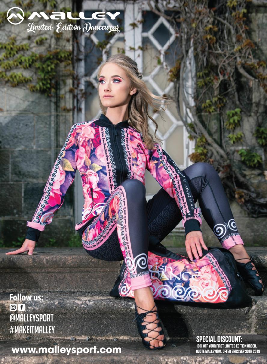 malley limited edition irish dancewear
