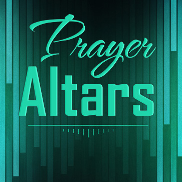 PRAYER ALTARS  Sept 7-21