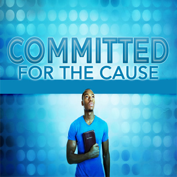 COMMITTED FOR THE CAUSE  Sept. 29