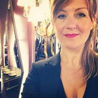 Victoria Player - The Biz Fashionista