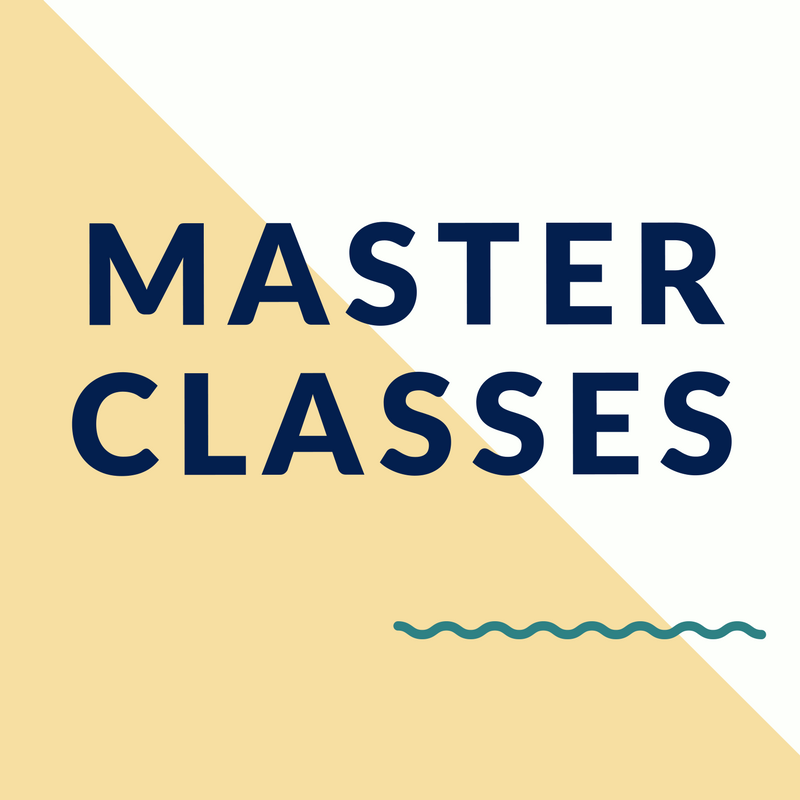 Master Classes - Leadership + Communication + English training for managers and managers-to-be