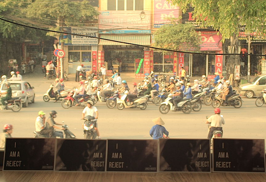 Driving Rejects, Vietnamese Traffic | HANOI, VIETNAM