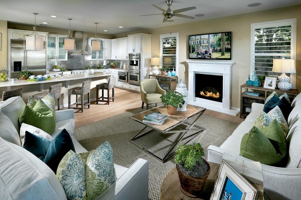 Ryland Homes  Sendero Rancho Mission Viejo, CA