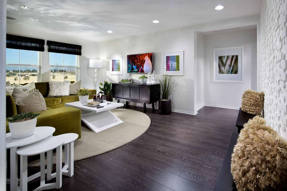 Ryland Homes  Camden at Park Place Ontario, CA