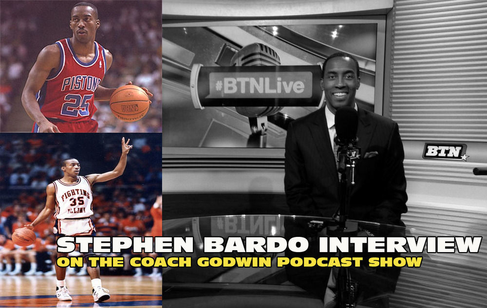 Click Play to hear College Basketball Analyst Stephen Bardo talk about using basketball to become successful in life.