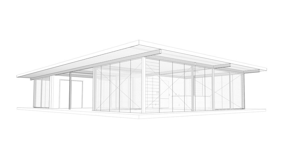 Architect Rendering of Kaupakulua itHouse