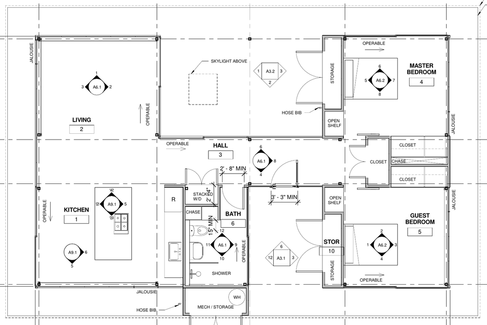 Kaupakulua itHouse Final Plan