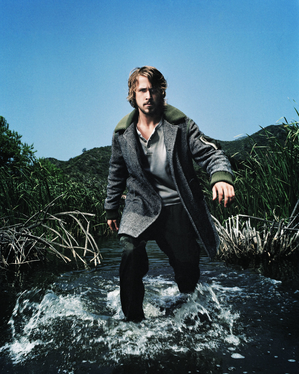 Ryan Gosling - Canyon Country, CA
