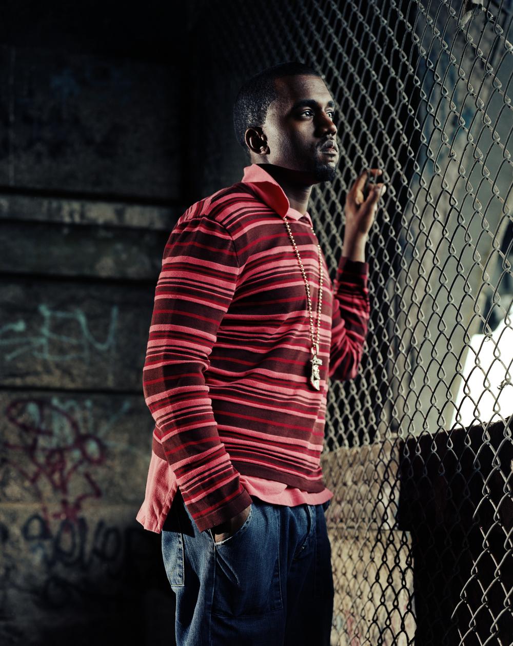 Kanye West - NYC