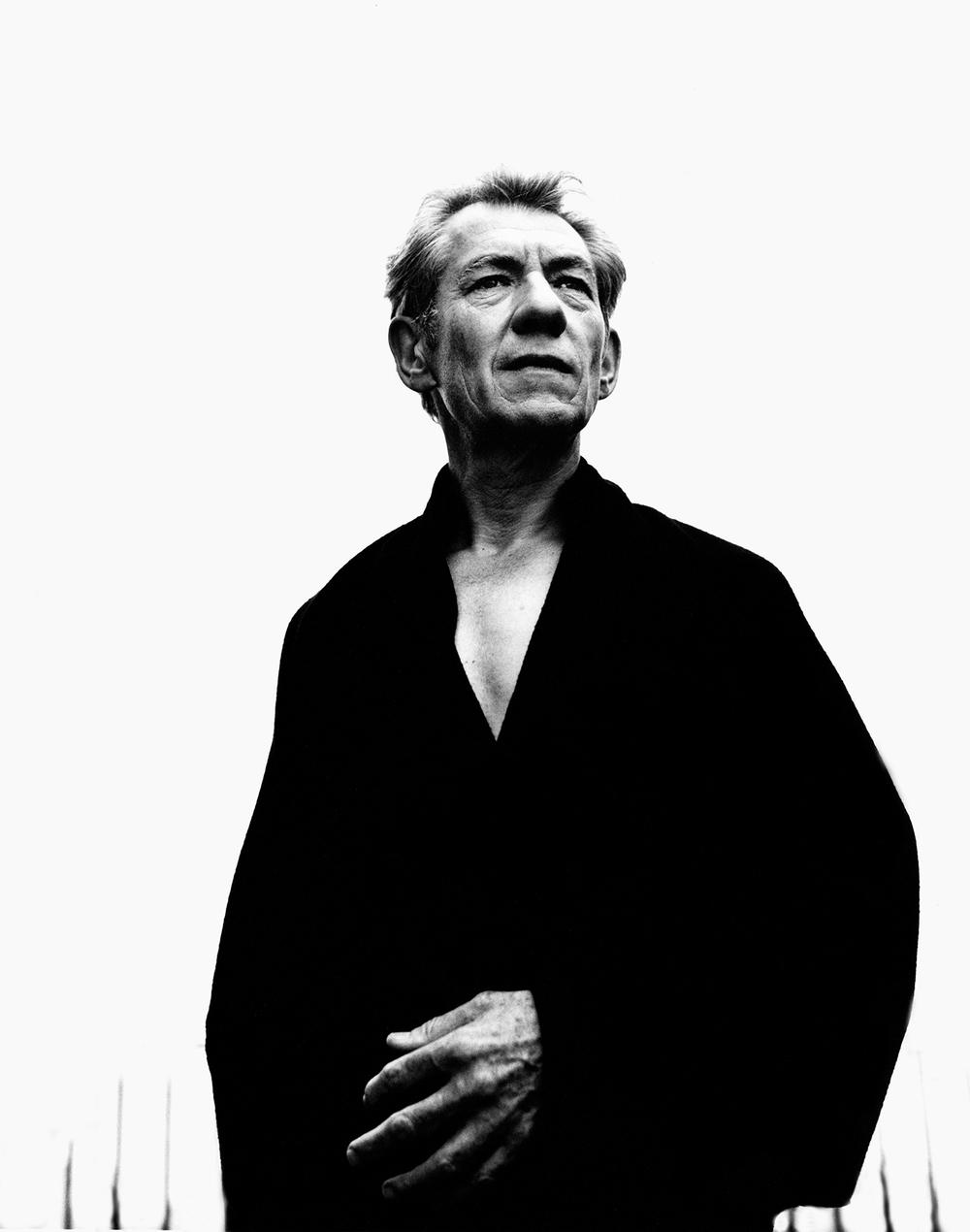 Sir Ian McKellen - NYC