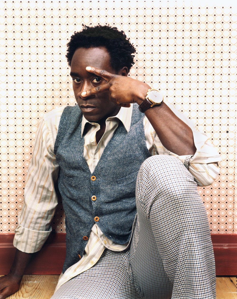 Don Cheadle - NYC