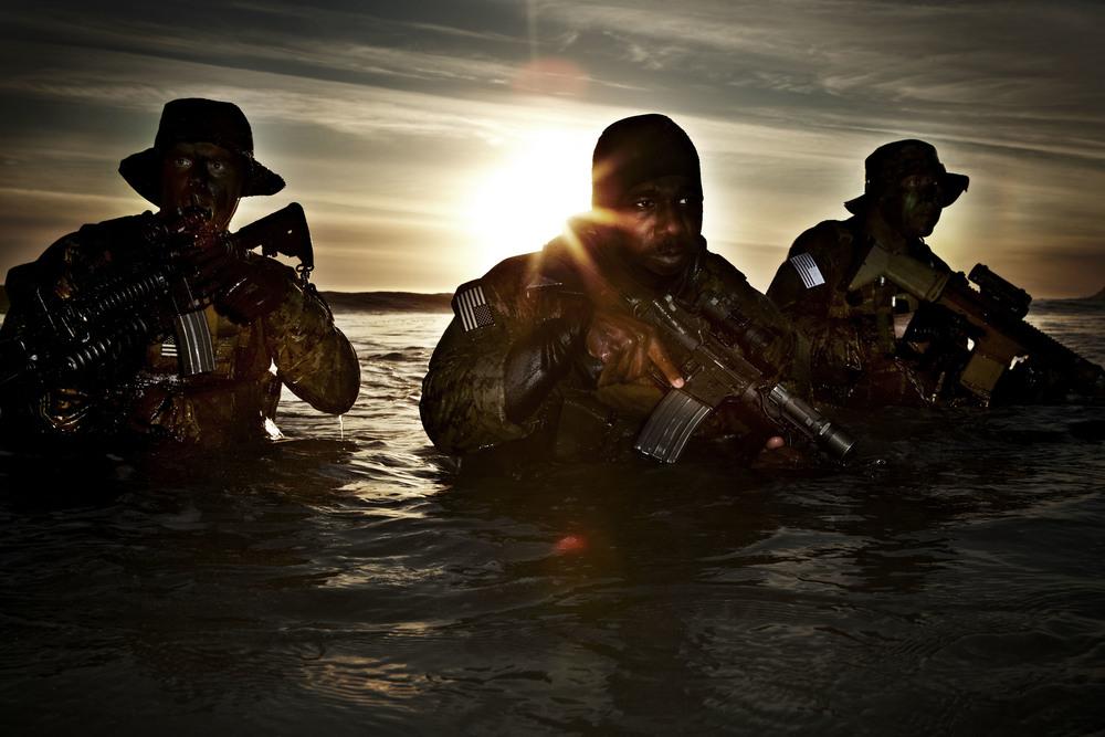 Navy Seals Training Op - Coronado Island, San Diego, CA
