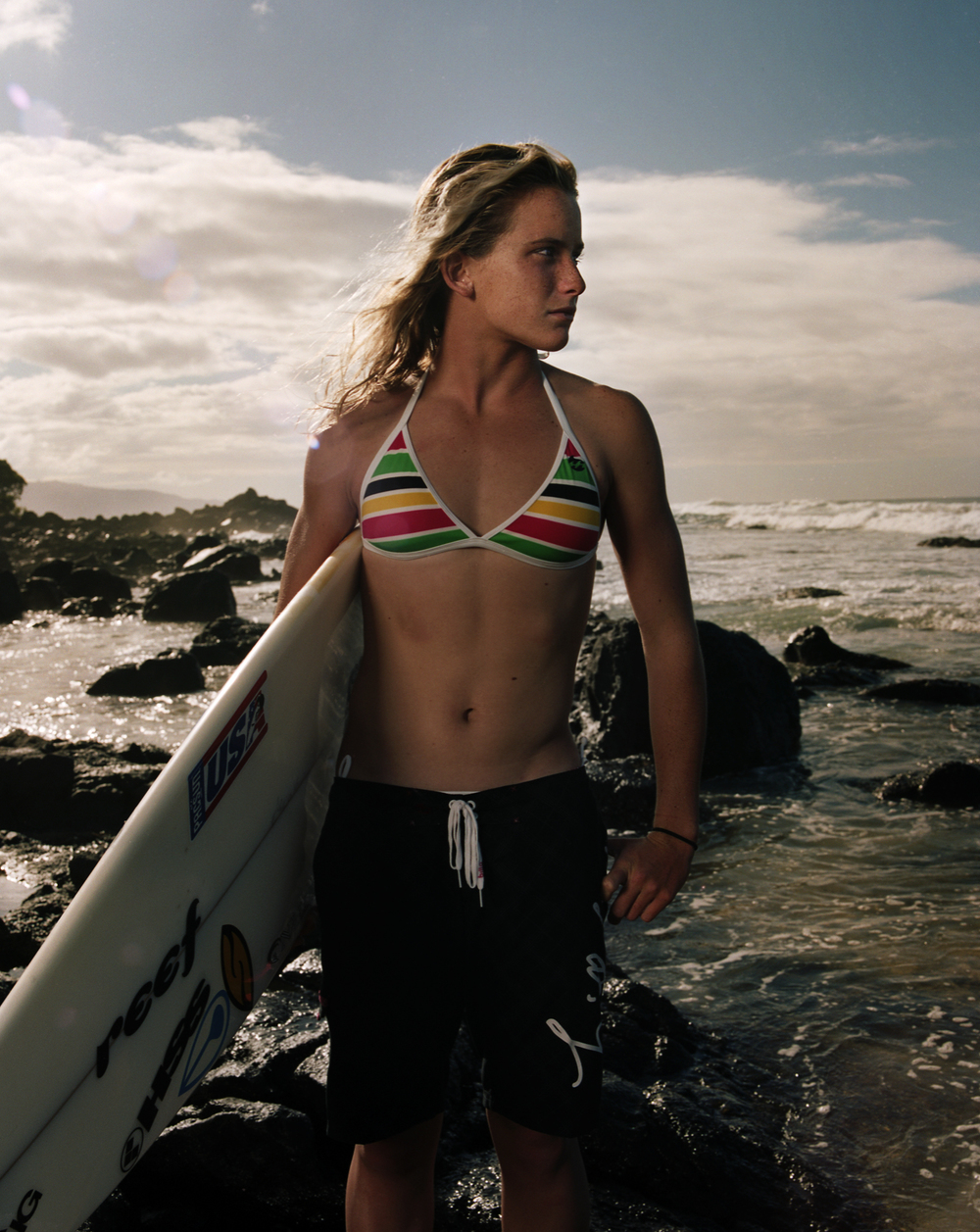 Courtney Conlogue - North Shore Oahu, HI