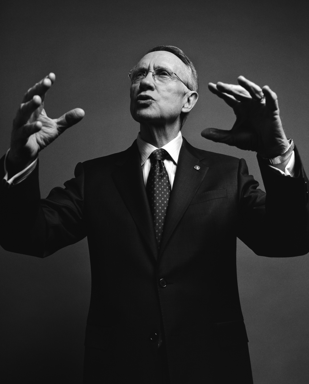 Harry Reid - Washington, D.C.