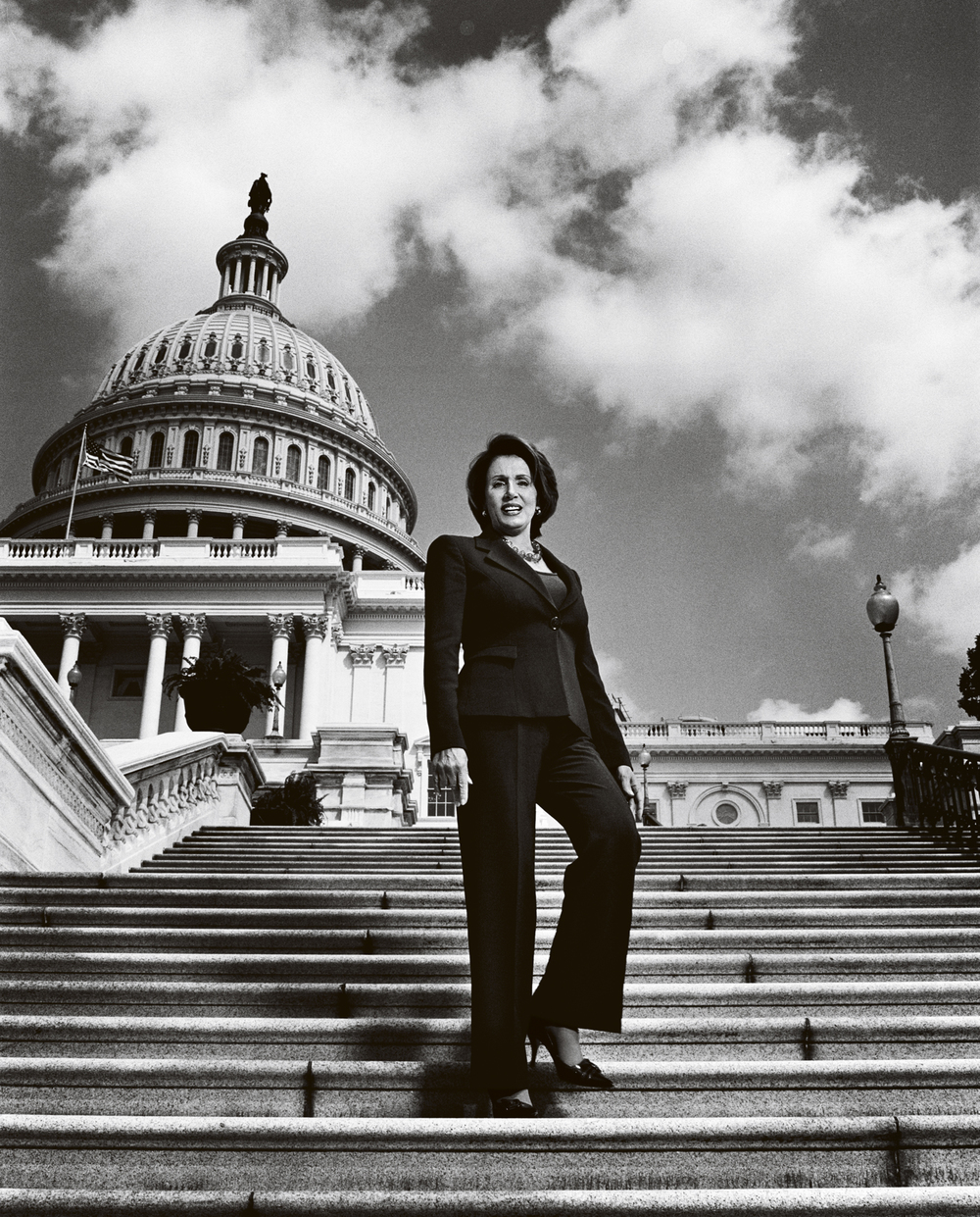 Nancy Pelosi - Washington, D.C.
