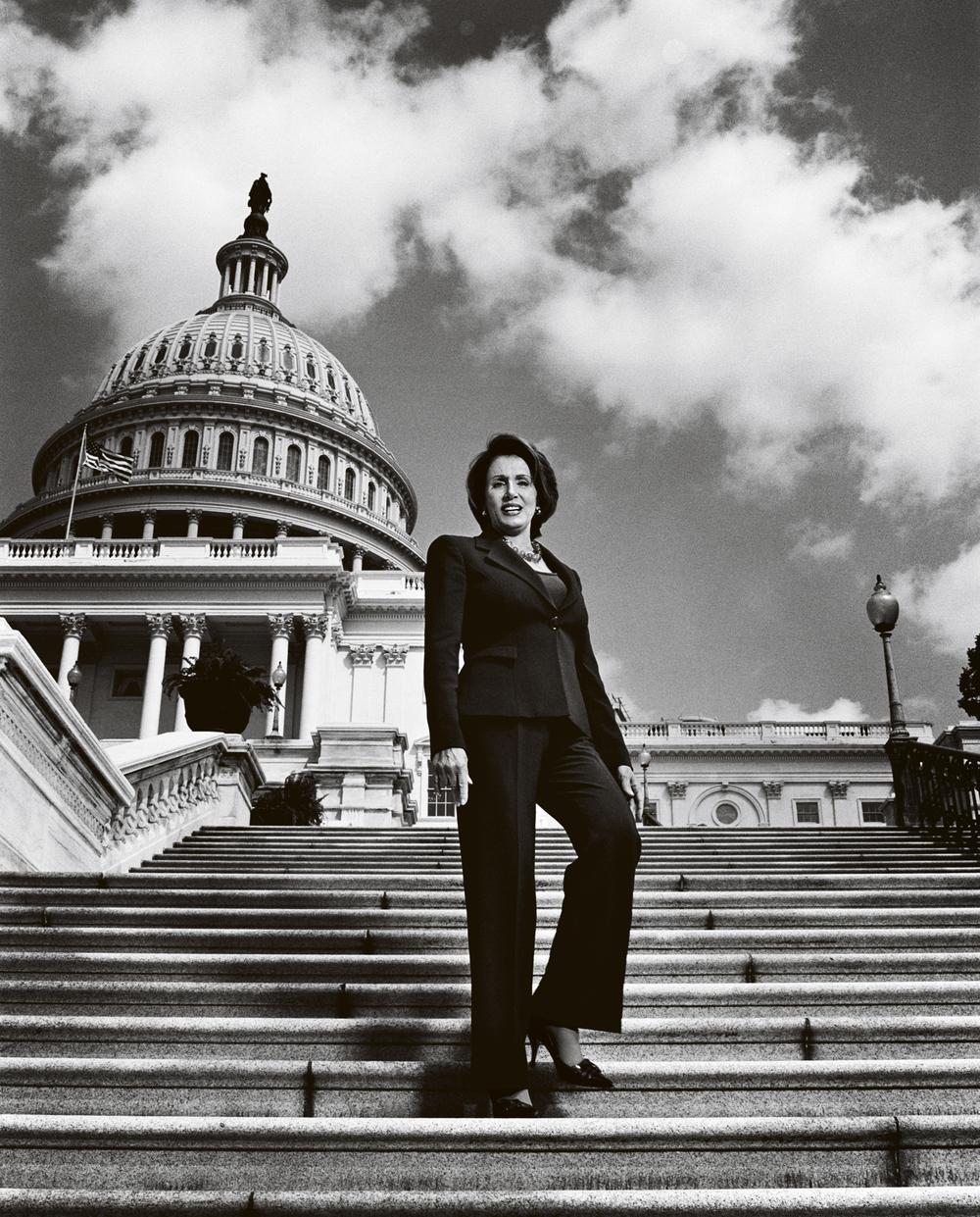 Nancy Pelosi - Washington, D.C.