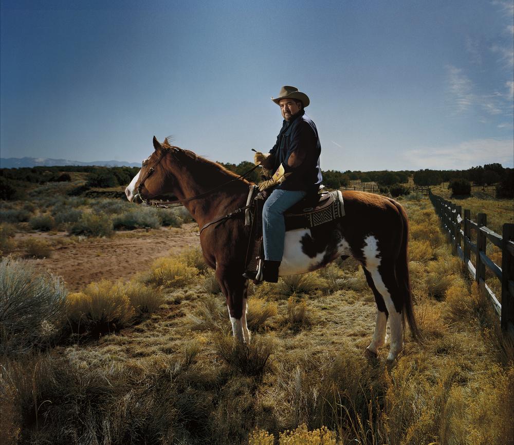 Bill Richardson - Santa Fe, NM