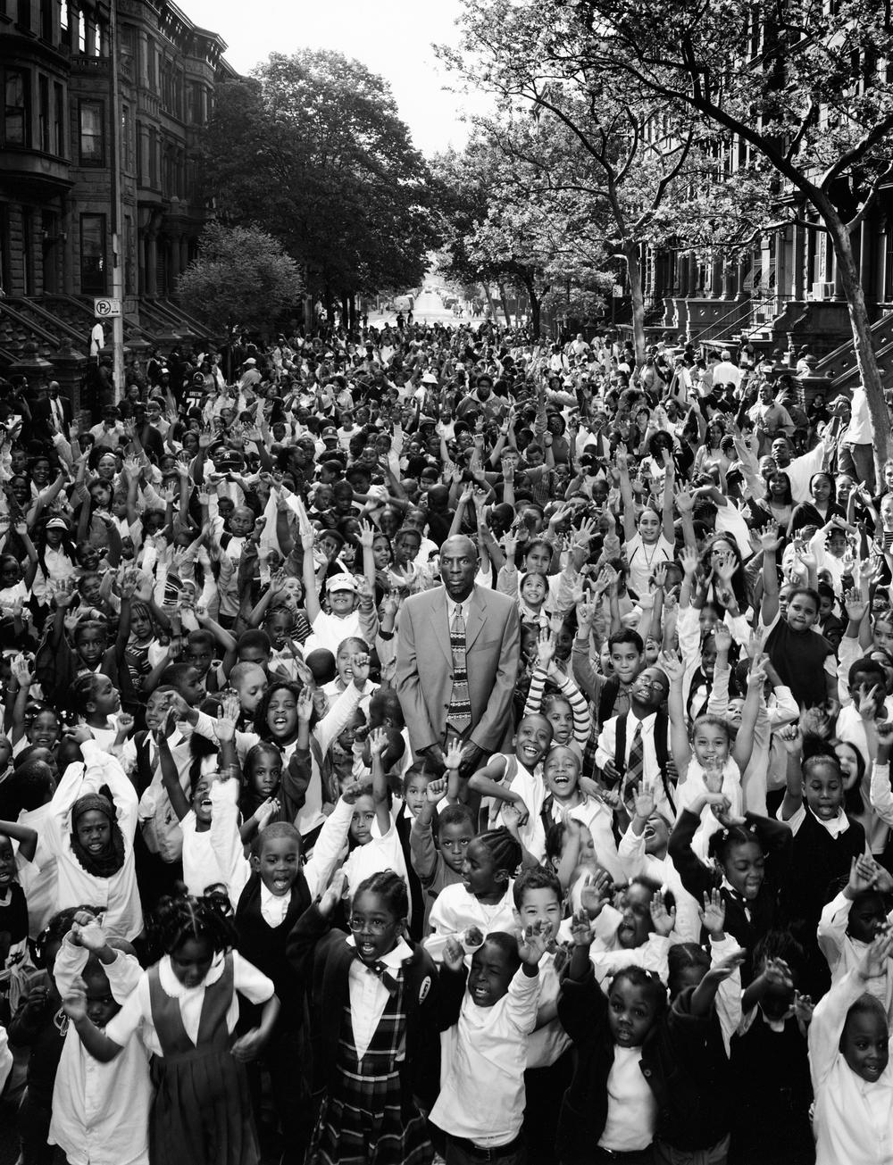 Geoffrey Canada - Harlem, NYC