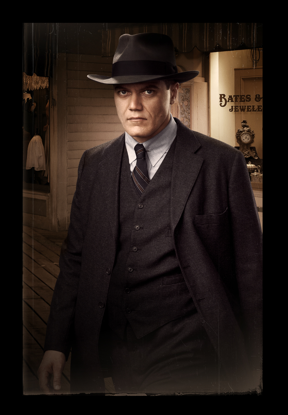 HBO - Michael Shannon in Boardwalk Empire - Brooklyn, NY