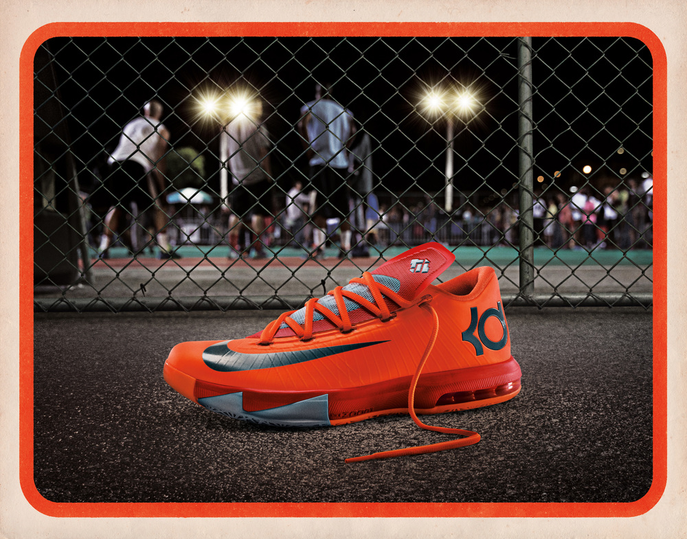 The Kevin Durant Shoe for Nike - Los Angeles, CA