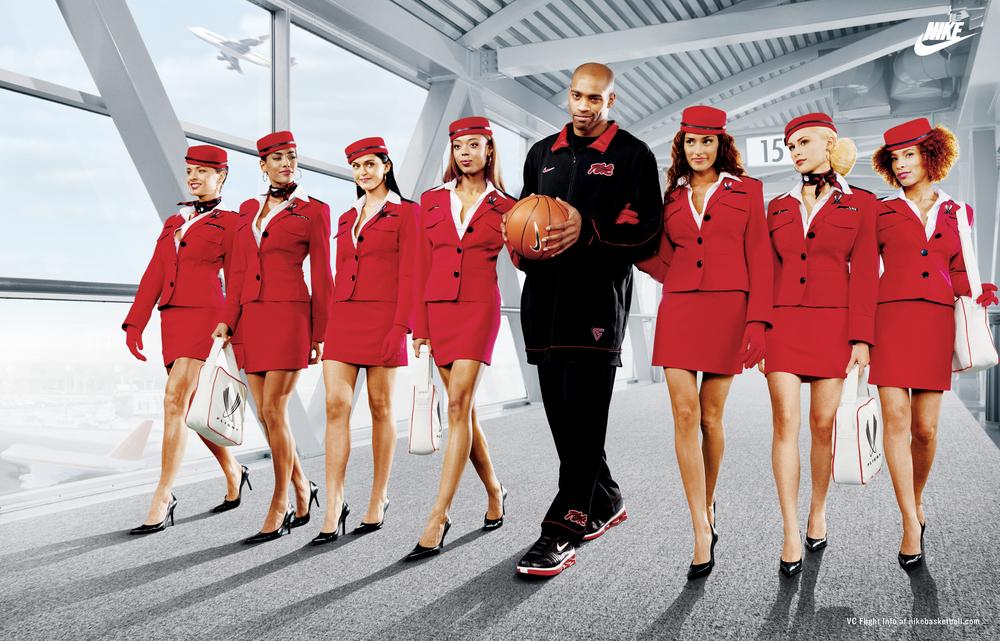 Vince Carter for Nike - Toronto