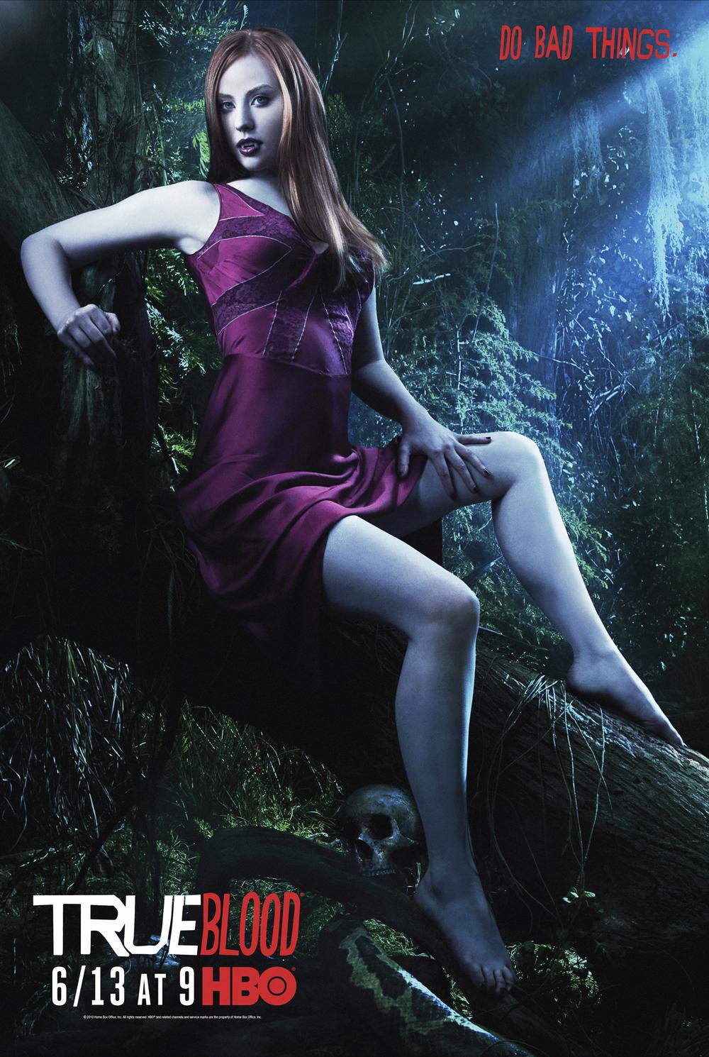 HBO - Deborah Ann Woll in True Blood - Los Angeles, CA
